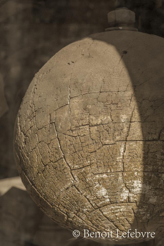 Vieux Globe Terrestre