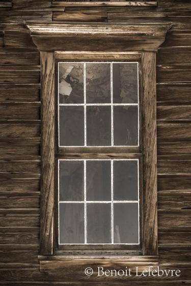Fenêtre du Passé