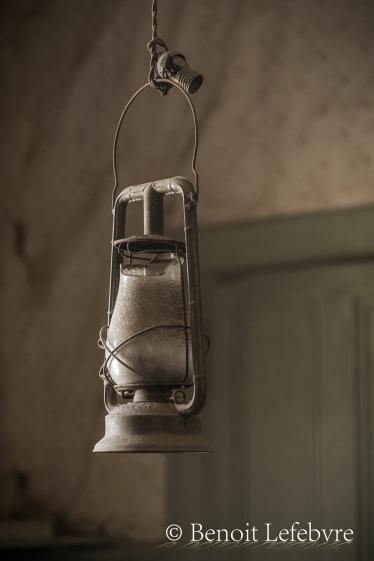 Lampe a L'huile