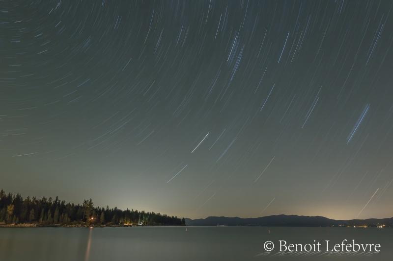 Long Expo Lake Tahoe
