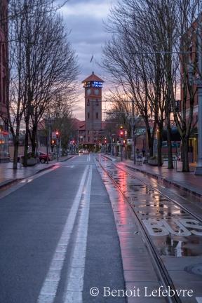 Gare de Portland