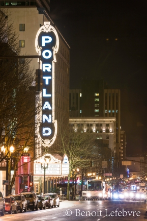 Portland la nuit
