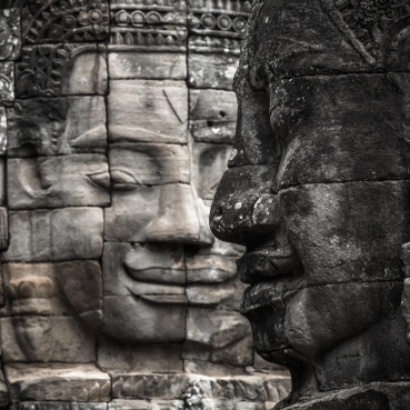 Visages Angkor | Voyage